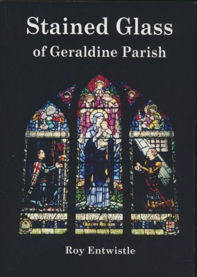 Stained Glass of Gerldine Parish