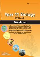 Year 11 Biology  1.4 NCEA 1 workbook - Life Cycle of Flowering Plants