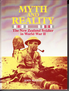 Myth & Reality: The New Zealand Soldier in World War II