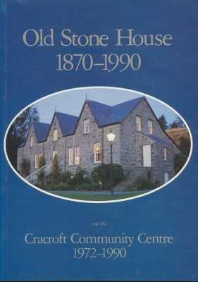 Old Stone House 1870-1990 and the Cracroft Community Centre 1972-1990