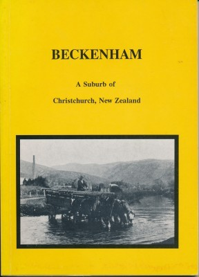 Beckenham A Suburb of Christchurch, New Zealand