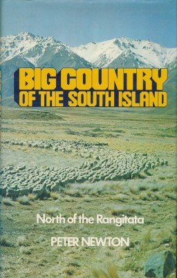 Big Country of the South Island North of the Rangitata