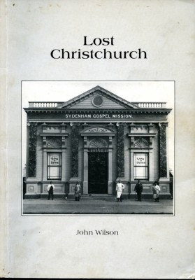 Lost Christchurch