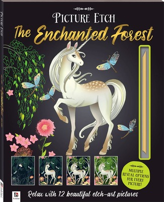 Picture Etch: The Enchanted Forest