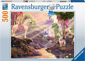 Rburg - The Magic River 500pc