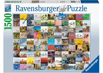 Rburg - 99 Bicycles and More ... 1500pc