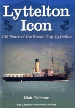 Lytellton Icon:100 years of the steam tug Lyttelton