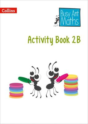 Busy Ant Maths - 2B