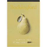 Bockingford Acrylic Pad 360bsm  A3