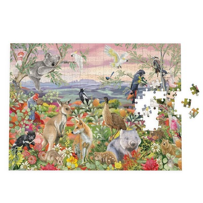 Nature Dwellings 1000pc La La Land Jigsaw Puzzle