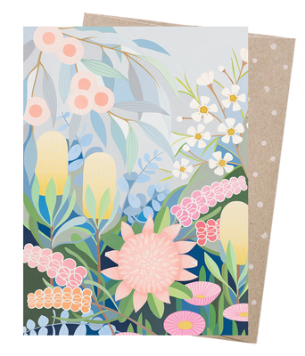 Blank Card All Kinds of Wonder