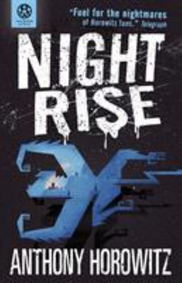 Nightrise (The Power of Five #3)