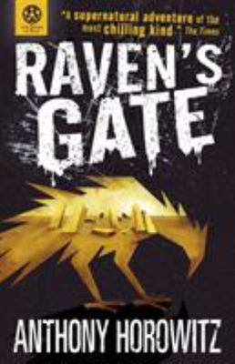 Raven's Gate (The Power of Five #1)