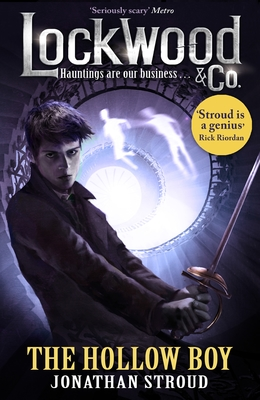 The Hollow Boy (Lockwood & Co #3)