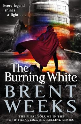 The Burning White (#5 Lightbringer)`