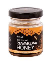 NZ Honey 80g Rewarewa