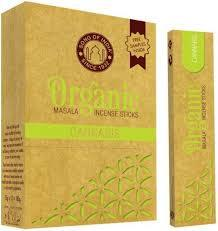 Organic Masala Incense Sticks Cannabis