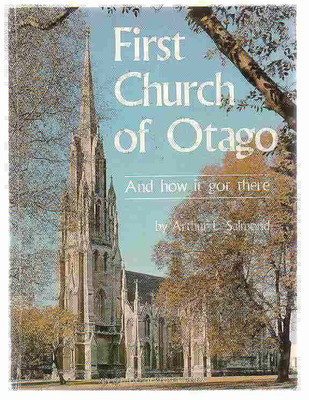 The First Church of Otago and how it got there
