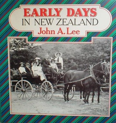 Early Days in New Zealand