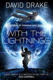 WITH THE LIGHTNINGS  #1- THE REPUBLIC OF CINNABAR NAVY SERIES