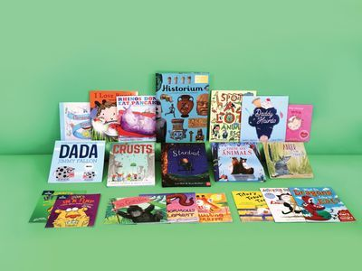 Stay At Home Special - 3-6year kids flat books