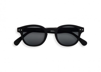 Izipizi #C Black +2 Sun Reading Glasses