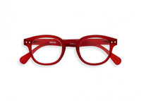 Homepage c red reading glasses