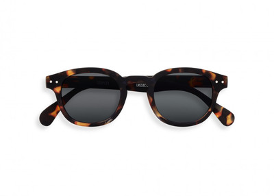 Izipizi #C Tortoise +1 Sun Reading Glasses