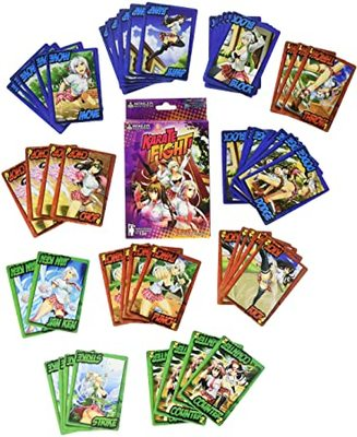 KARATE FIGHT CARD GAME