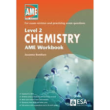 AME Level 2 Chemistry Workbook