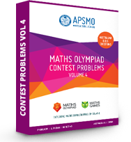 Maths Olympiad Contest Problems for Primary and Middle Schools (Vol. 4): Containing past Olympiad questions from 1996-2005