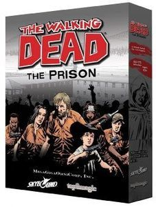 The Walking dead the prison game