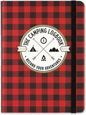 Camping Logbook - Record Your Adventures