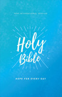 NIV, Holy Bible, Economy Edition, Paperback, Comfort Print - Hope for Everyday