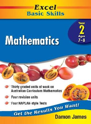 Year 2 Mathematics  - Excel Basic Skills (Ages 7-8)