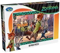 Zootopia 60P Puzzle