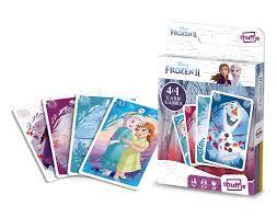 Frozen 2 where the Pair Shuffle
