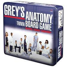 Grey Anatomy Game