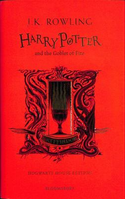 Harry Potter and the Goblet of Fire (#4 Gryffindor Ed)