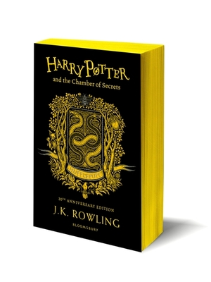 Harry Potter and the Chamber of Secrets (Hufflepuff Edition #2 PB)