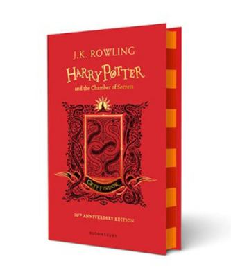 Harry Potter and the Chamber of Secrets (#2 Gryffindor Ed HB)