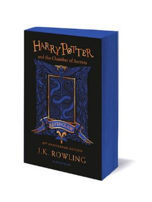 Harry Potter and the Chamber of Secrets (#2 Ravenclaw Ed PB)