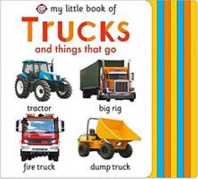 My Little Book of Trucks