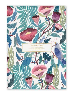 Blomstra Writing Pad A4