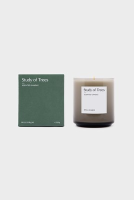 Milligram - Sensory scented candle - Study of Trees 220g