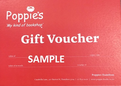 Poppies Hamilton $20 gift voucher