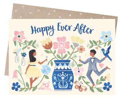 Blank Card Happily Ever After (AC-HE