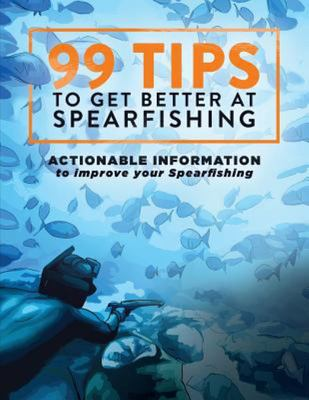 99 Tips to Get Better at Spearfishing - Actionable Information to Improve Your Spearfishing