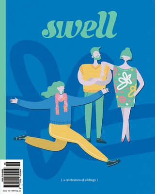 Swell Magazine-Issue No. 6 Autumn 2020