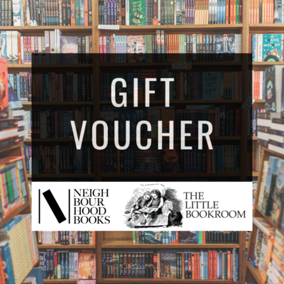 Large original gift voucher